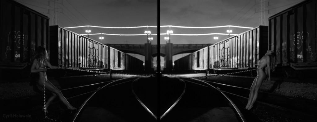 4th Street Bridge Tug of War