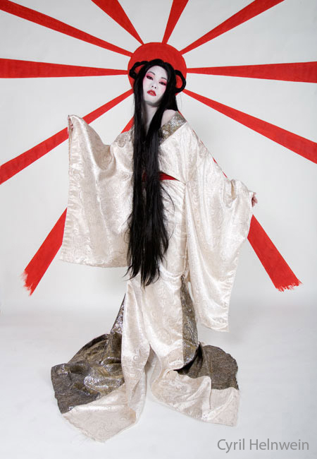 Amaterasu (Shinto Sun Goddess)
