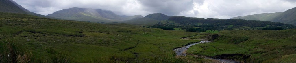 An Ghaeltacht, Connemara