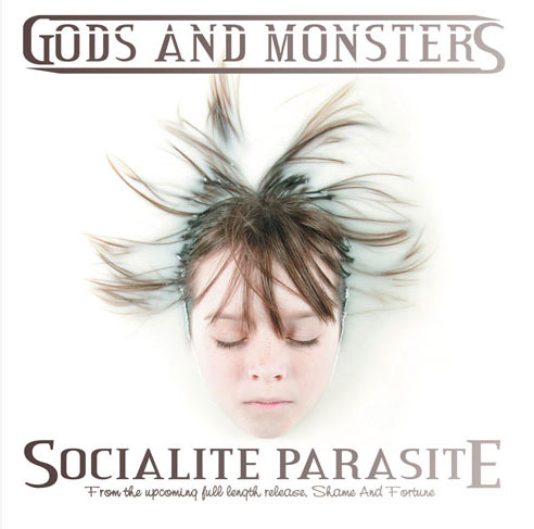 Gods and Monsters - Socialite Parasite (front)