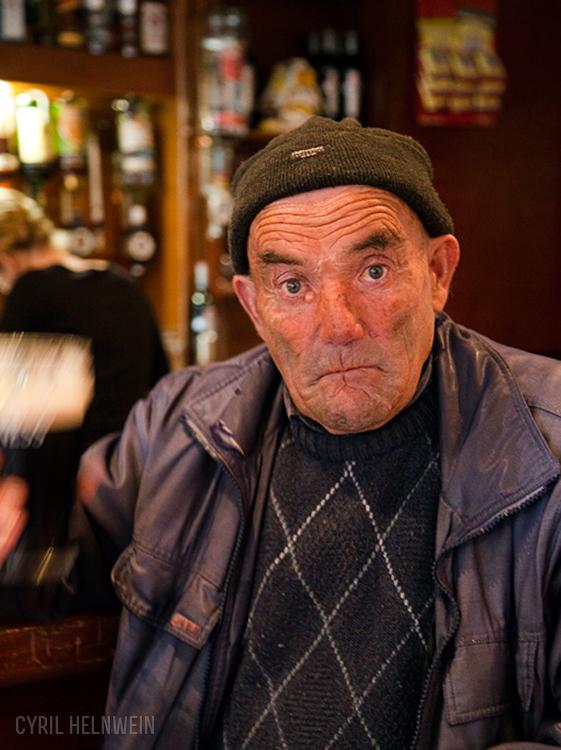 Eamonn Beatty, Inis Mór