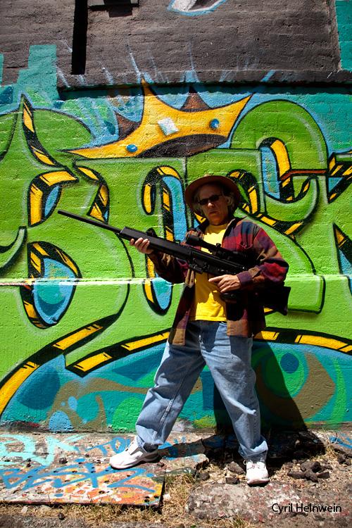 Stevie the Peace Poet