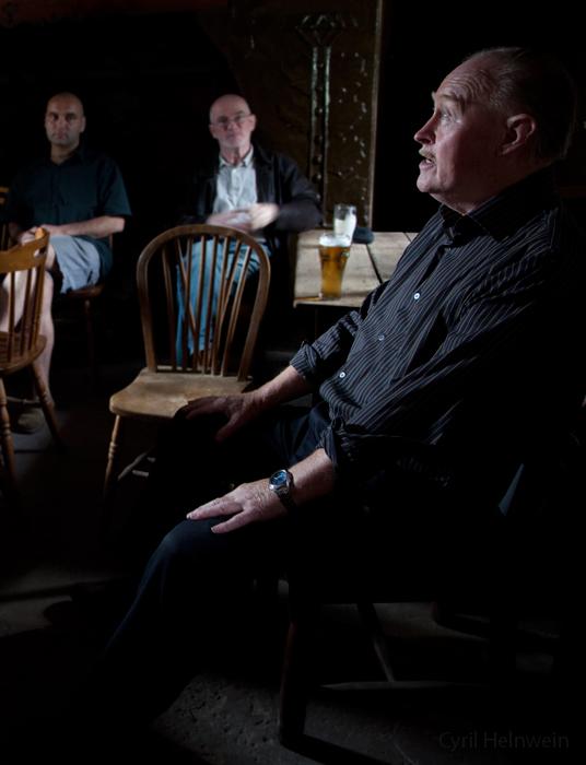 Sean Nós Singer, Millstreet, Waterford